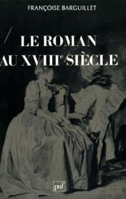 Le roman au XVIII siècle