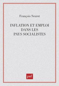 Inflation/emploi ds pays socialistes