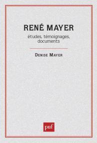 René Mayer études temoignages doc.