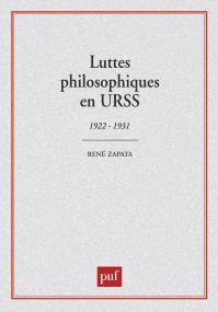 Luttes philosophiques en URSS