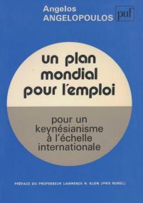 Un plan mondial pour l'emploi