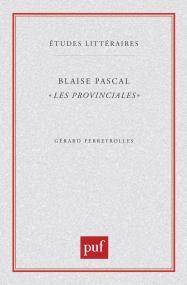 """Blaise Pascal """"les Provinciales"""" - n° 3"""
