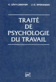 Traité de psychologie du travail