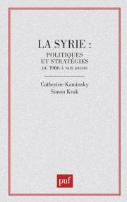 La Syrie : politiques et stratégies