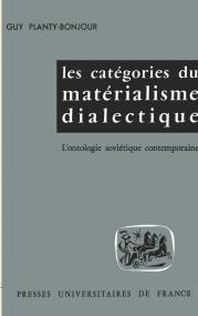 Catégories matérialisme dialectique
