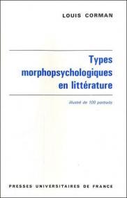 Types morphopsychologiques en littérature
