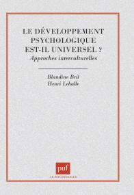 Le développement psychologique est-il universel ?