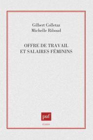 Offre de travail & salaires féminins