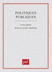 Politiques publiques