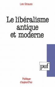 Le libéralisme antique et moderne