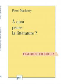 À quoi pense la littérature
