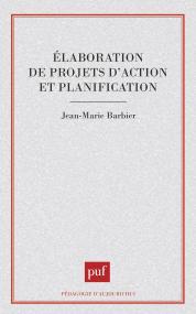 Élaboration de projets d'action et planification