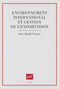 Environnement intern. gestion export.