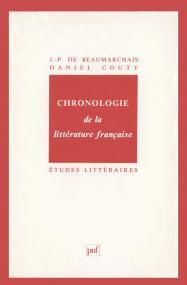 Chronologie de la littérature française