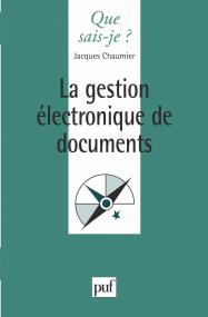 La Gestion electronique de documents