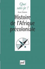 Histoire de l'Afrique précoloniale
