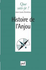 Histoire de l'Anjou