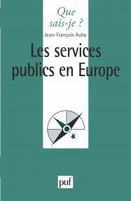 Les services publics en Europe