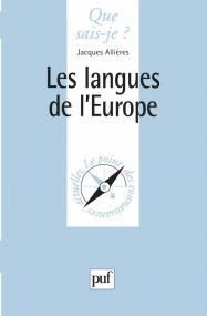 Les langues de l'Europe
