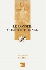 Le Conseil constitutionnel