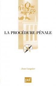 La procédure pénale