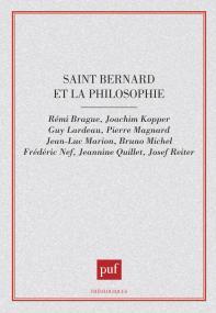 Saint Bernard et la philosophie