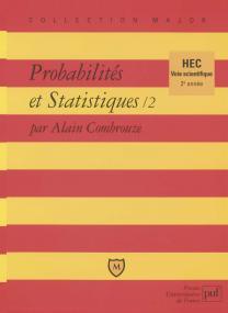 Probabilités et statistiques. Tome 2, voie scientifique