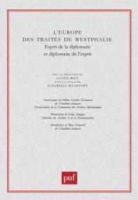 L'Europe des traités de Westphalie