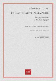 Mémoire juive et nationalité allemande