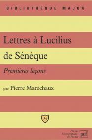 Lettres à Lucilius, de Sénèque