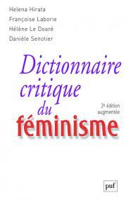 Dictionnaire critique du féminisme