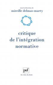 Critique de l'intégration normative
