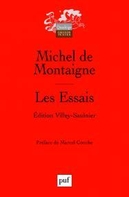 Les Essais. Livres I-III