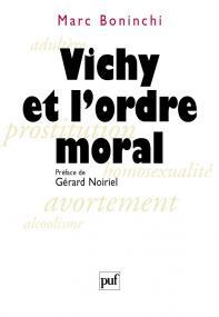 Vichy et l'ordre moral