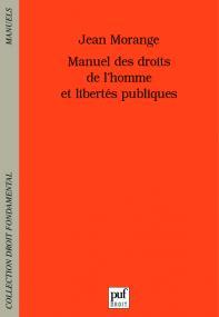 Manuel des droits de l'homme et libertés publiques