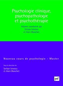 Psychologie clinique, psychopathologie et psychothérapie