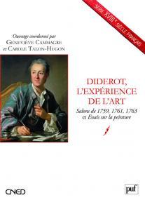 Diderot, l'expérience de l'art