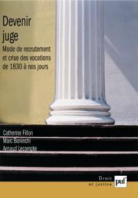 Devenir juge