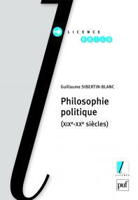 Philosophie politique (XIXe-XXe siècles)