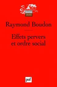 Effets pervers et ordre social