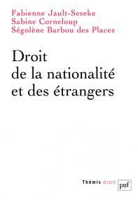 Droit de la nationalité et des étrangers
