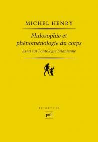Philosophie et phénoménologie du corps