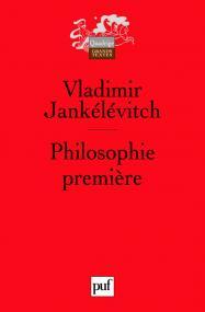 Philosophie première