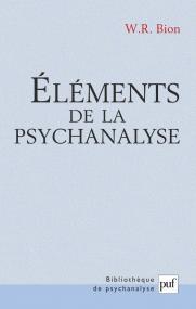 Éléments de la psychanalyse