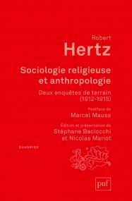 Sociologie religieuse et anthropologie