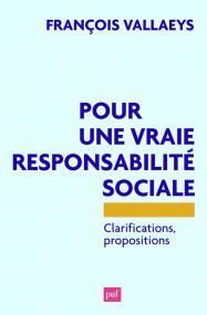 Pour une vraie responsabilité sociale