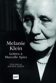 Melanie Klein, Lettres à Marcelle Spira