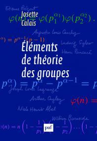 Éléments de théorie des groupes