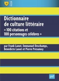 Dictionnaire de culture littéraire
