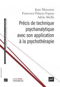 Précis de technique psychanalytique avec son application à la psychothérapie